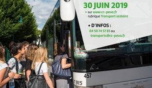 TRANSPORT SCOLAIRE 2019-2020